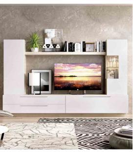 Ambiente de salón modelo DUO 58 estilo moderno