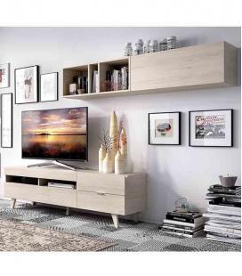 Ambiente de salón modelo DUO 62 estilo moderno