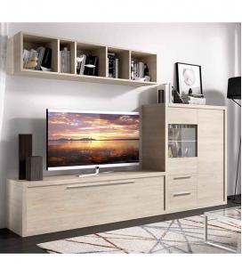 Ambiente de salón modelo DUO 66 estilo moderno