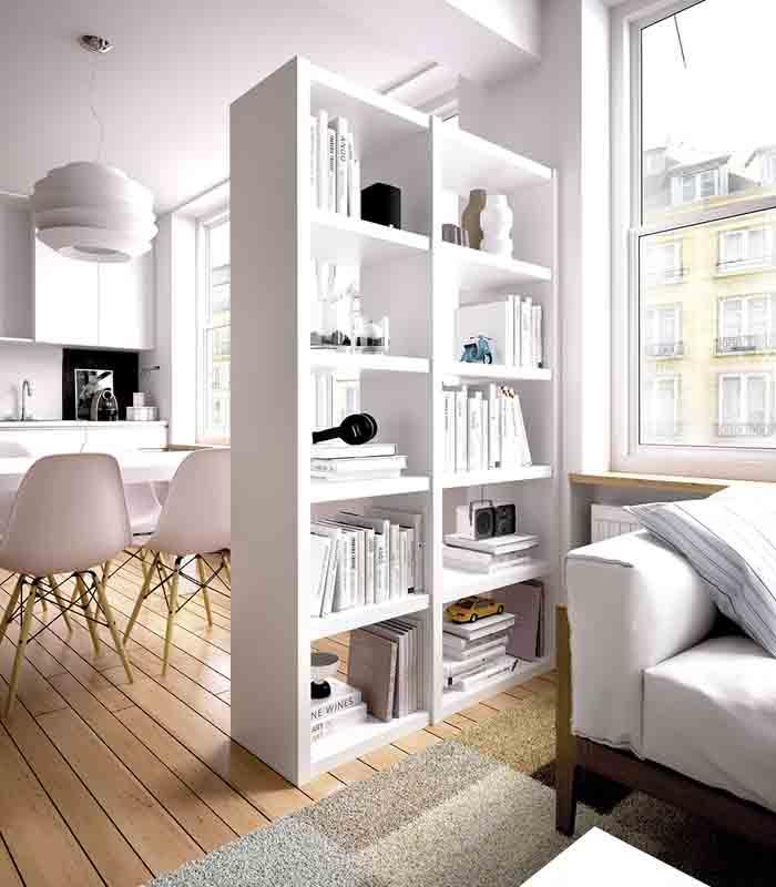 Estanter a salon moderna duo 67 de rimobel - Librerias estanterias modernas ...
