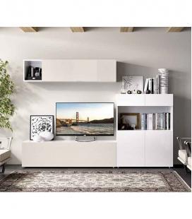 Ambiente de salón modelo DUO 64 estilo moderno
