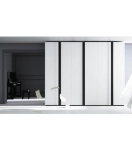Armario puerta abatible modelo IRIS serie NO LIMITS