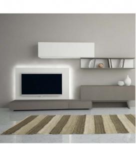 Ambiente de salón modelo DYNA D02