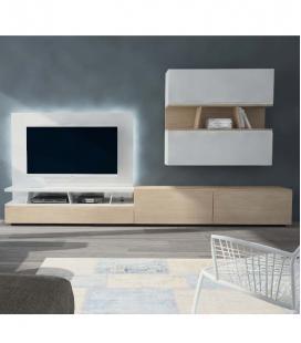 Ambiente de salón modelo DYNA D09