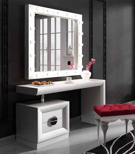 Tocador con cajonera franco furniture - Cajonera para dormitorio ...