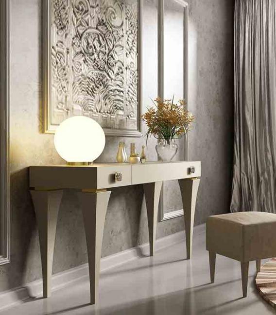 Tocador con tapa elevable y cajonera franco furniture - Muebles tapa tapa ...