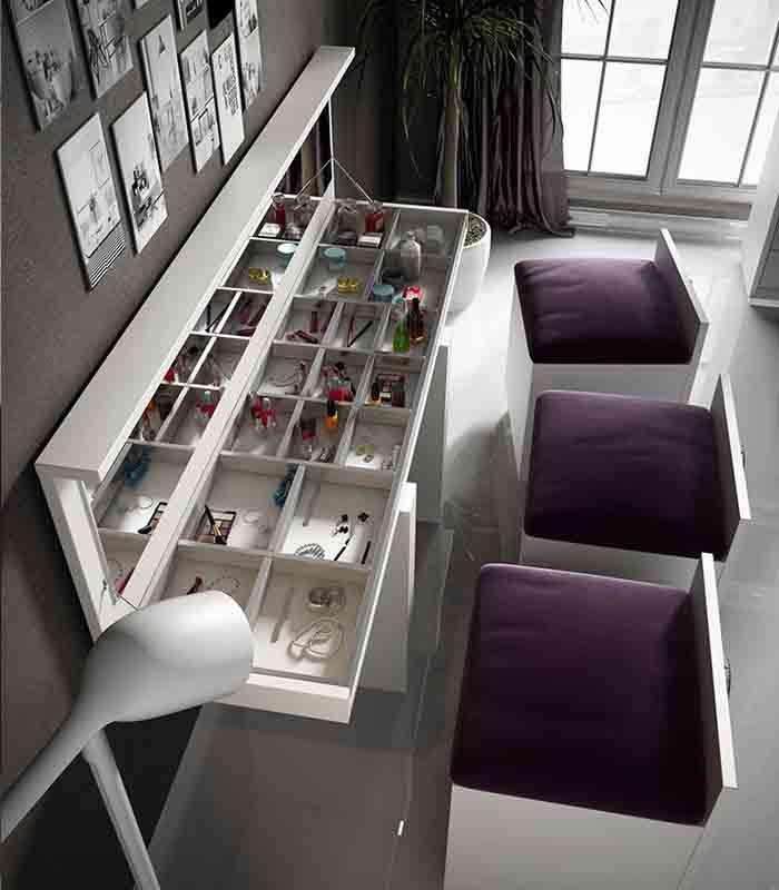 Tocador con asientos franco furniture - Franco furniture precios ...