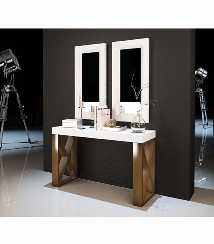 Recibidor patas aspa franco furniture - Franco furniture precios ...