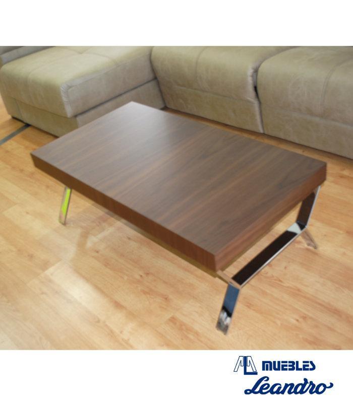 Mesa de centro zeus de indesan for Ofertas mesas salon
