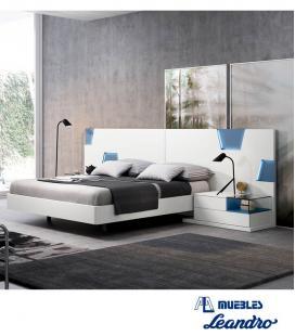 Dormitorio de matrimonio Urban cobalto