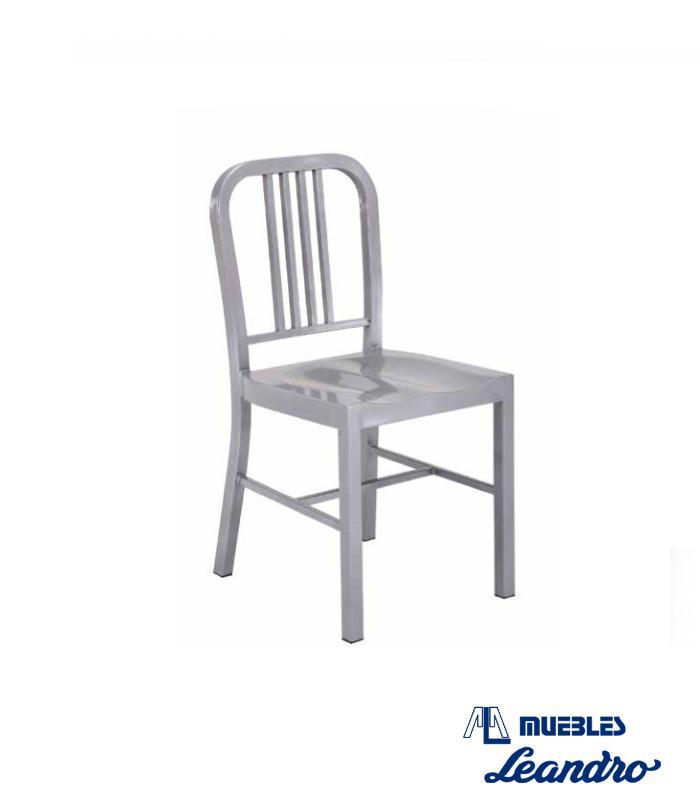 Silla army moderna pack 2 sillas de muebles leandro for Sillas descanso modernas