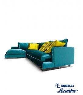 Sofá chaiselongue Chanel