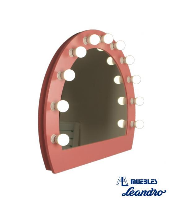 Espejo de Maquillaje vintage mini de DECORACIÓN