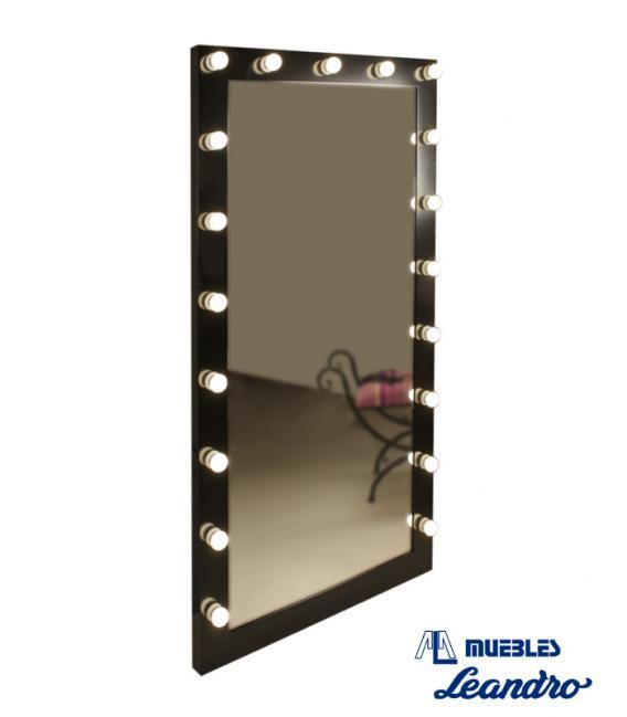 Espejo de Maquillaje lacado vestidor de DECORACIÓN
