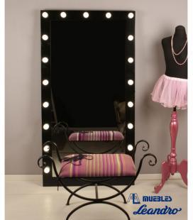 Espejo de Maquillaje lacado vestidor