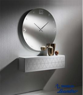 Espejo cuadrado Arabia reloj de Dis Arte