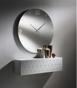 Espejo Arabia reloj redondo