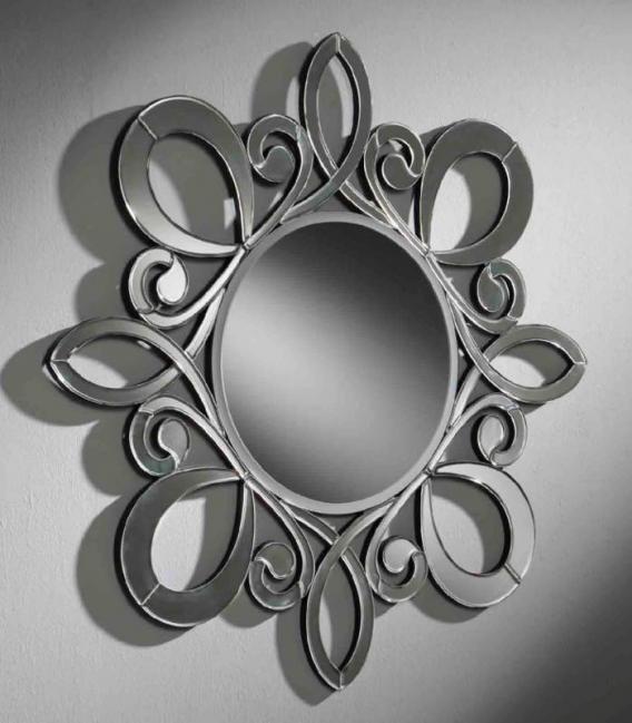 Espejo decorativo Rodano de Disarte