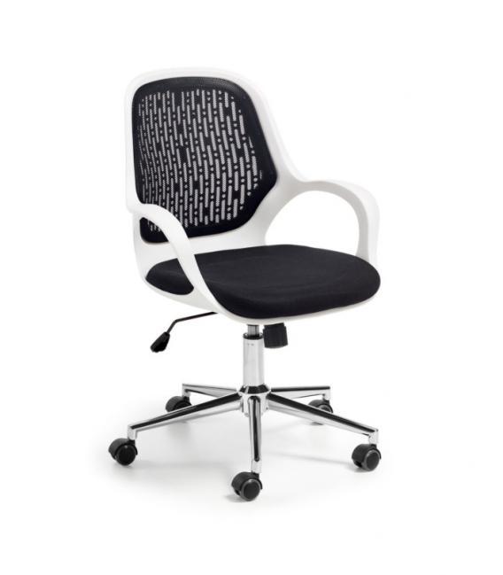 Modelo 900 silla de escritorio estructura blanca de PLT HOME