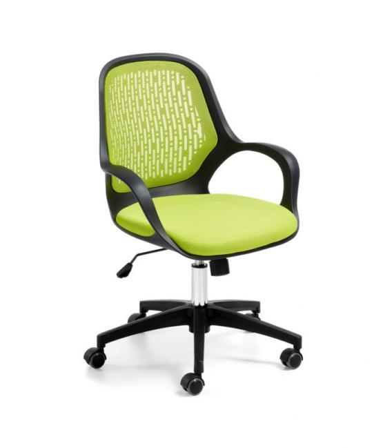 Modelo 900 silla escritorio estructura Negra de PLT HOME