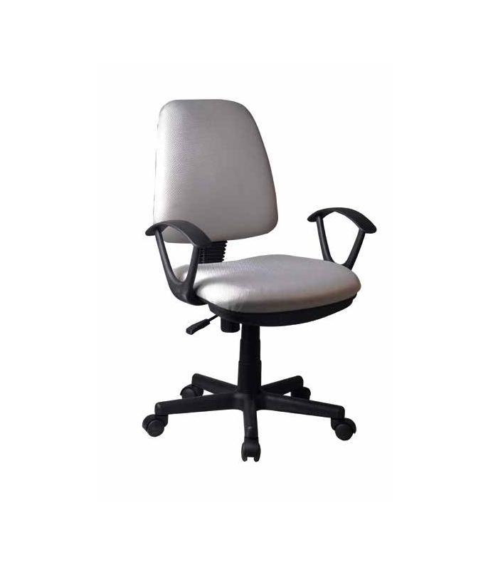 Silla de escitorio con ruedas modelo 75290 91 for Modelos de sillas para escritorio
