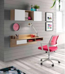 Silla de escritorio Pink