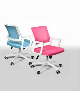 Silla de escritorio modelo 75320/21/26/27 de Hispanohogar