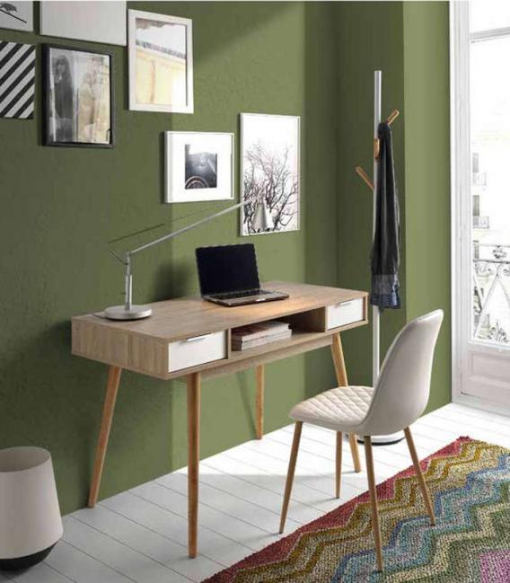 Mesa De Oficina Modelo 74580 Hispanohogar