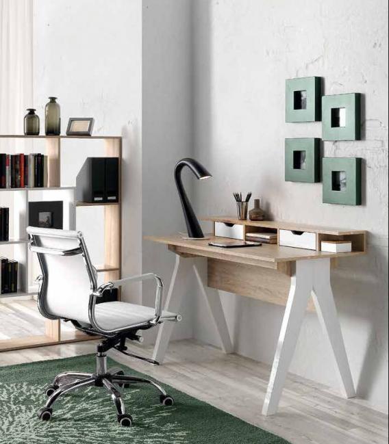 Mesa De Oficina Modelo 74570 Hispanohogar