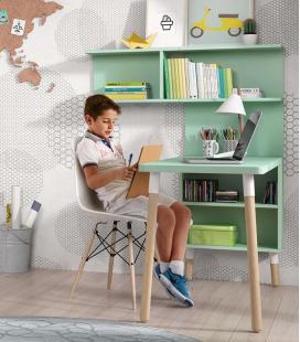 Mesa escritorio composición 05