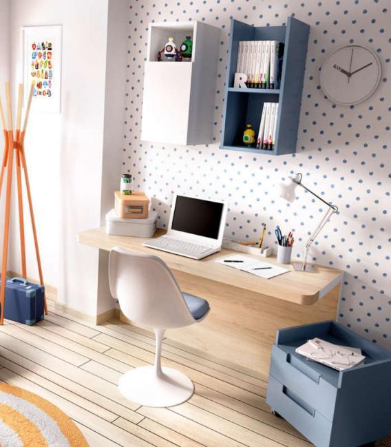 Escritorio juvenil down rimobel - Mesa escritorio juvenil ...