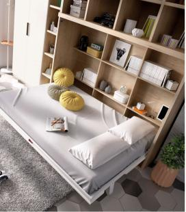 Cama abatible horizontal H412