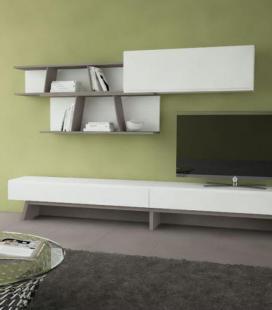 Ambiente de salón modelo DYNA D21 de GISMOBEL