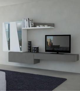 Ambiente de salón modelo DYNA D15 de GISMOBEL