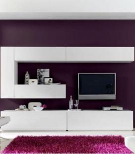 Ambiente de salón modelo PARMA de DUGAR HOME