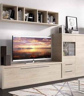 Ambiente de salón modelo DUO 66 estilo moderno de RIMOBEL