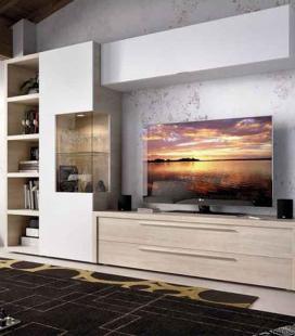 Ambiente de salón modelo DUO 63 estilo moderno de RIMOBEL