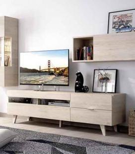 Ambiente de salón modelo DUO 60 estilo moderno de RIMOBEL