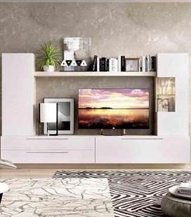 Ambiente de salón modelo DUO 58 estilo moderno de RIMOBEL