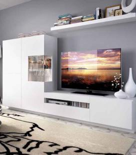 Ambiente de salón modelo DUO 55 estilo moderno de RIMOBEL