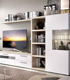 Ambiente de salón modelo DUO 48 estilo moderno de RIMOBEL