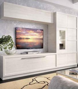 Ambiente de salón modelo DUO 43 estilo moderno