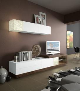 Ambiente de comedor moderno ORTUS 10 de ZAFRA