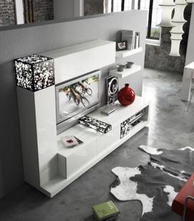 Ambiente de comedor moderno ORTUS 09 de ZAFRA