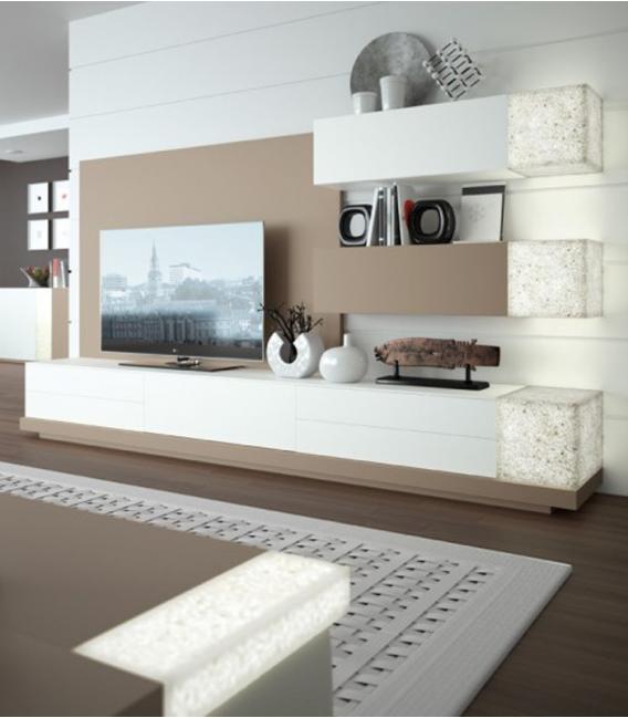 Ambiente de comedor moderno ORTUS 05 de ZAFRA