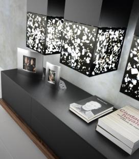 Mueble de comedor moderno ORTUS 03 de ZAFRA
