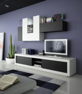 Ambiente de comedor moderno ORTUS 02 de ZAFRA