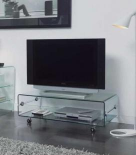 Mueble de TV CRISTAL de DUGAR HOME