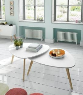 Mesas de centro modelo DUE de DUGAR HOME