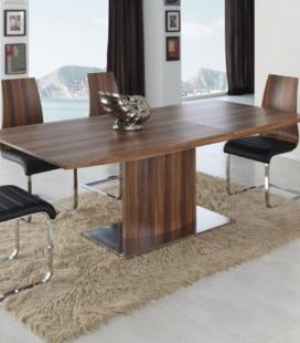 Mesa de comedor extensible modelo ELEGANCE